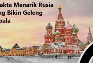 5 Fakta Menarik Rusia Yang Bikin Geleng Kepala